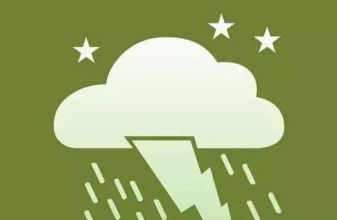 信丰县迎来降雨天气,请加强防范工作